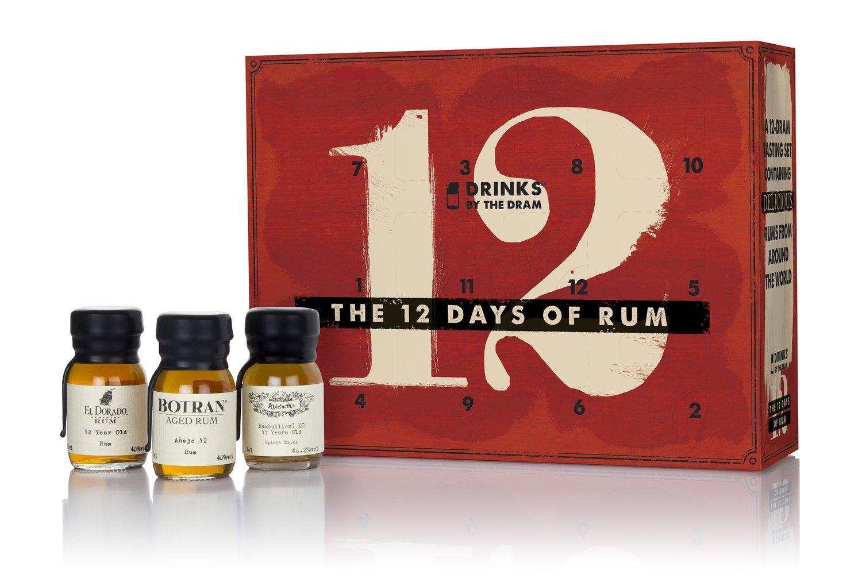 12 Days of Rum Advent Calendar