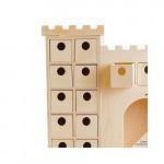 Contents: Artemio Wooden Advent Calendar