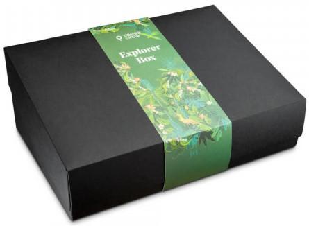 Explorer Box Kaffee Adventskalender