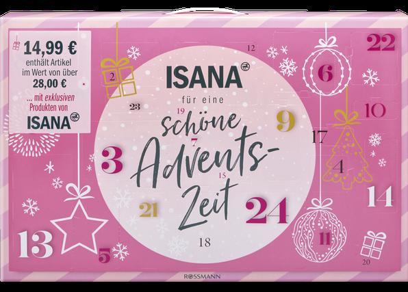 ISANA Adventskalender 2021