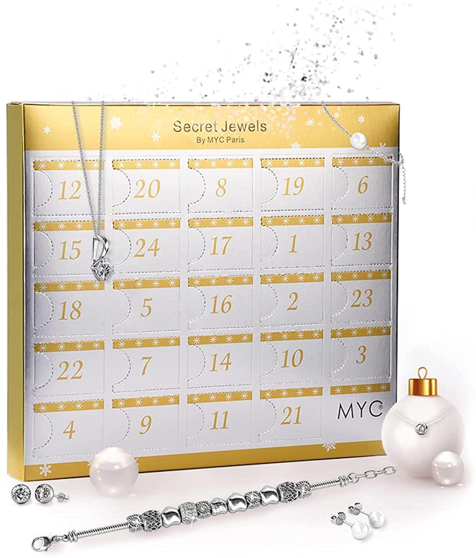 MYC-PARIS Schmuck Adventskalender