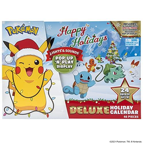 Pokémon Deluxe Adventskalender – Pokemon – detail 1