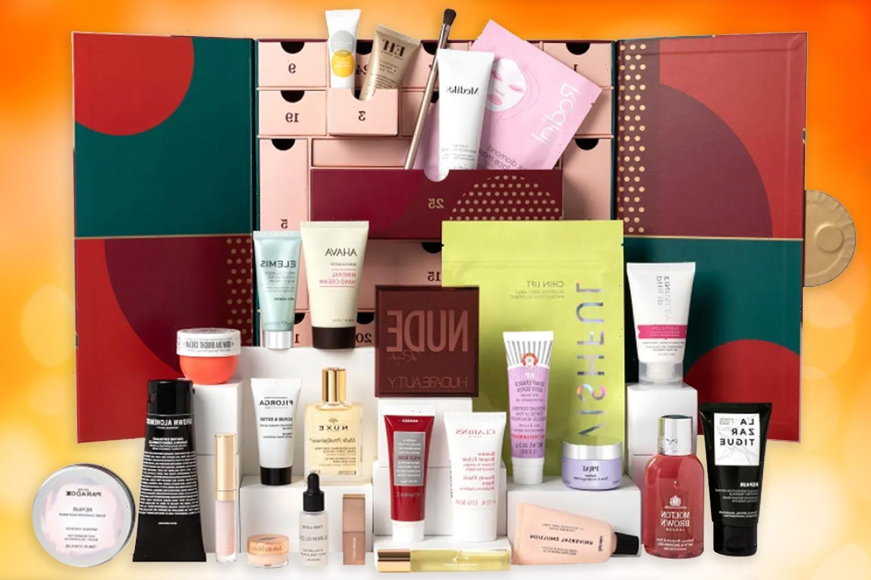 Feelunique Beauty Advent Calendar 2021