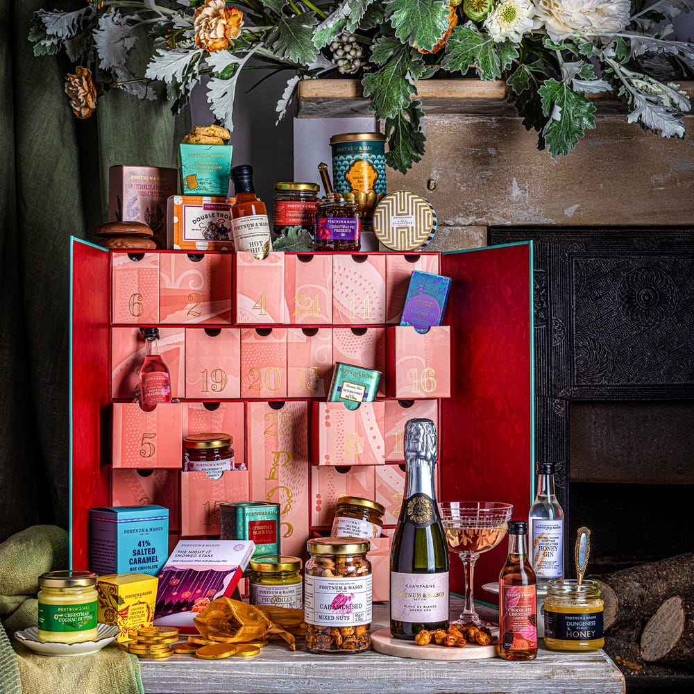 Fortnum's Feasting Advent Calendar 2021