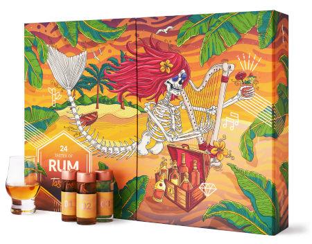 Tastillery Rum Adventskalender 2021