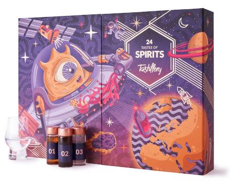 Tastillery World Spirits Adventskalender 2021