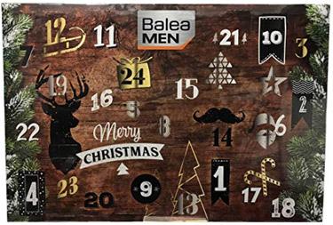 Balea Men Männer Adventskalender 2018