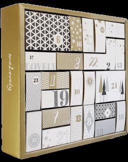 Schmuck Adventskalender 2019 melovely