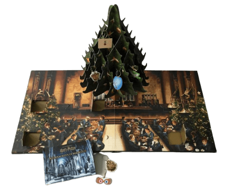Harry Potter Weihnachten in Hogwarts Pop up Kalender
