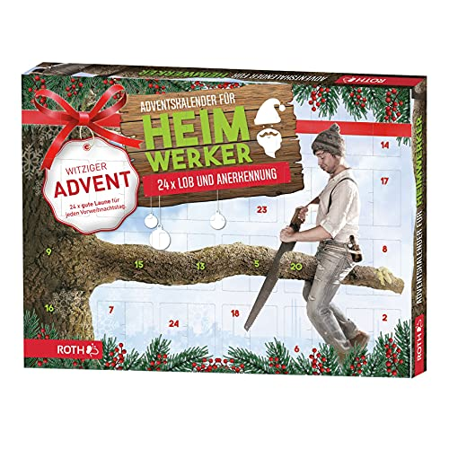roth Adventskalender für Heimwerker, 498 g
