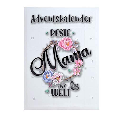 Lieblingsmensch Adventskalender - Beste Mama der Welt