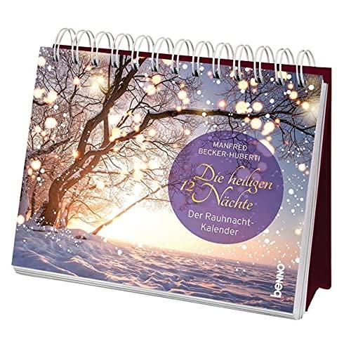 Die heiligen 12 Nächte: Der Rauhnacht-Kalender