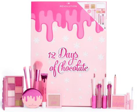 12 Days Of Chocolate Adventskalender 2021