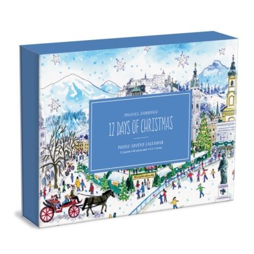 Michael Storrings 12 Days of Christmas