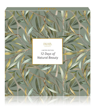 Inika 12 days of natural Beauty Adventskalender 2019