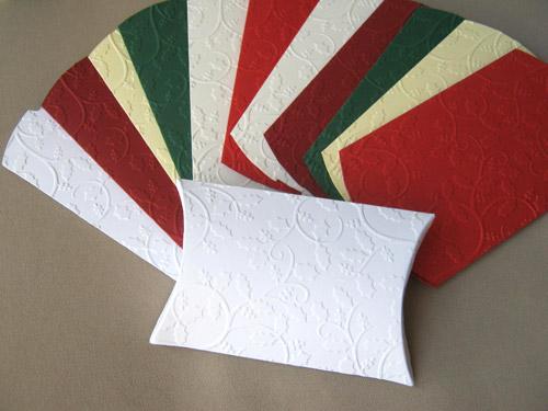 Papierschachteln-geprägt