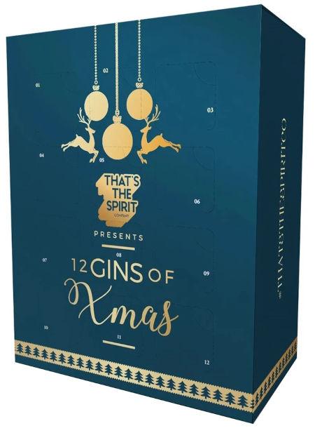 12 Gins of Xmas Advent Calendar