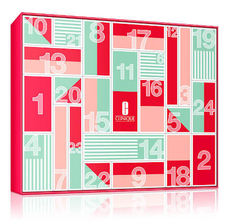 Clinique 24 Days of Clinique Adventskalender 2020