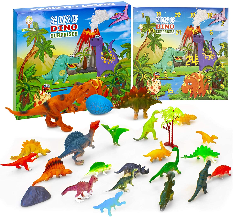 24 Days of Dino Surprises Advent Calendar 2020