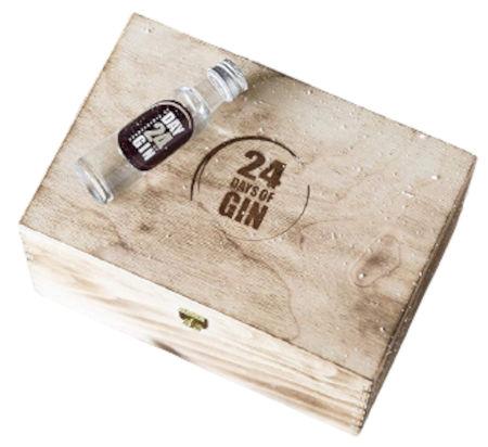 24 Days of Gin Adventskalender 2020