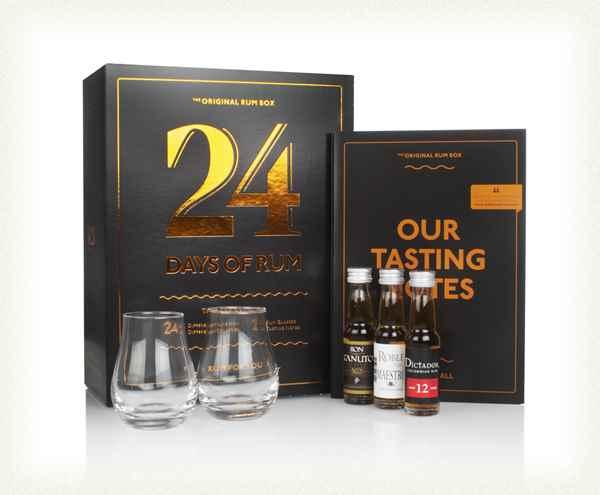 24 Days of Rum Advent Calendar 2020