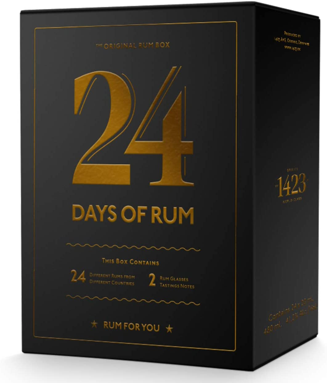 24 Days of Rum Advent Calendar