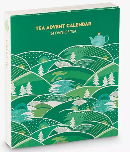 24 Days of Tea Advent Calendar