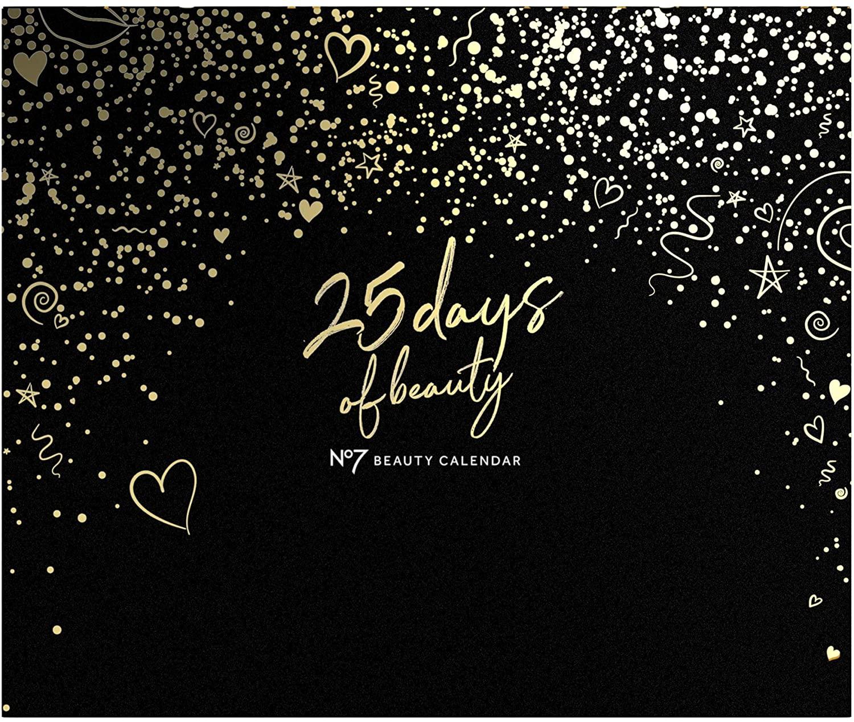 No7 25 Days Of Beauty Advent Calendar