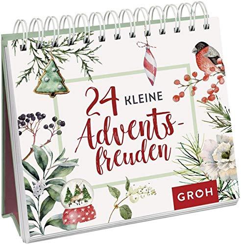 24 kleine Adventsfreuden - Tischkalender