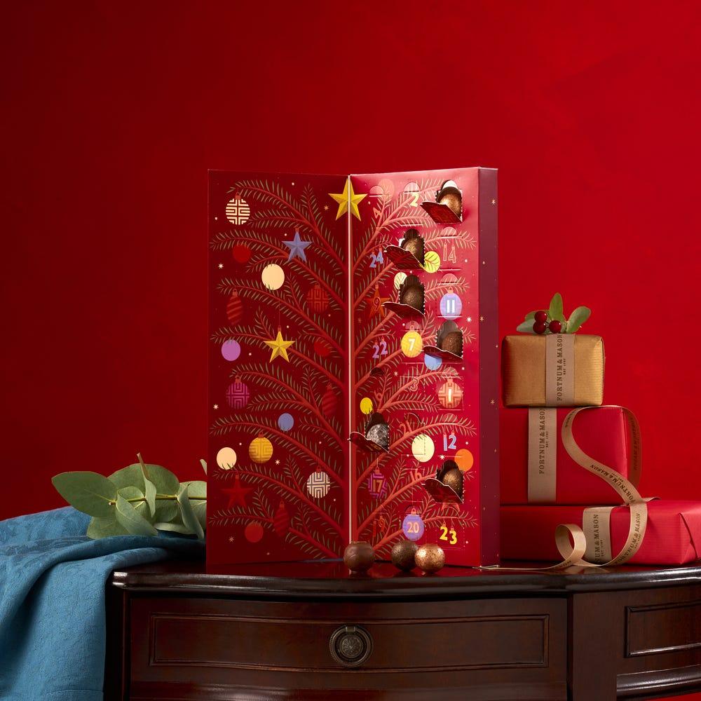 Fortnum's Chocolate Advent Calendar 2021 thumbnail
