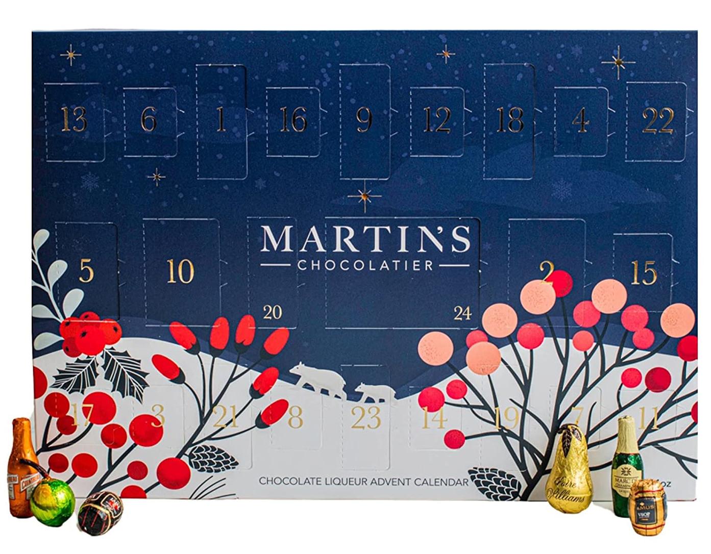 Martin's Chocolatier Adventskalender