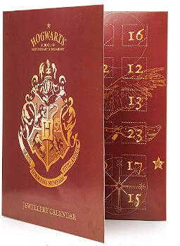 Schmuck Adventskalender Harry Potter Charm Anhänger