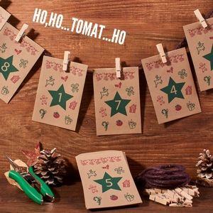 Bio Saatgut Adventskalender Tomate