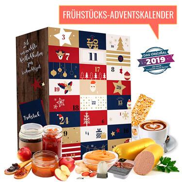 Frühstücks-Adventskalender 2019