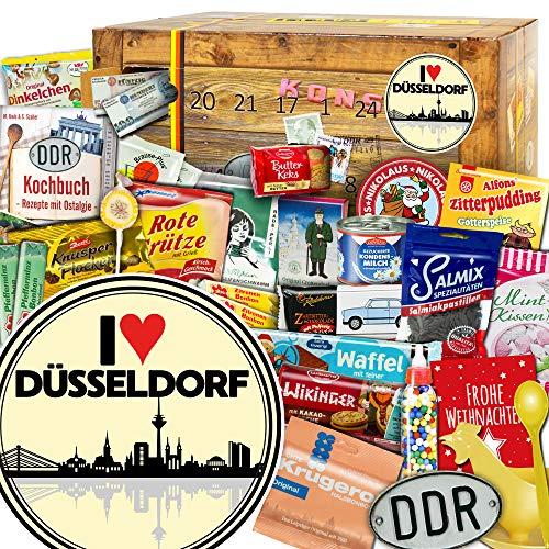 I love Düsseldorf - Ostalgie Adventskalender - Adventskalender für Opa