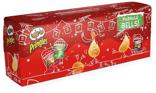 Pringles Chips-Adventskalender Modell Hellblau, 1er Pack (1 x 1.11 kg) – Pringles – detail 2