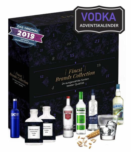 VODKA ADVENTSKALENDER thumbnail