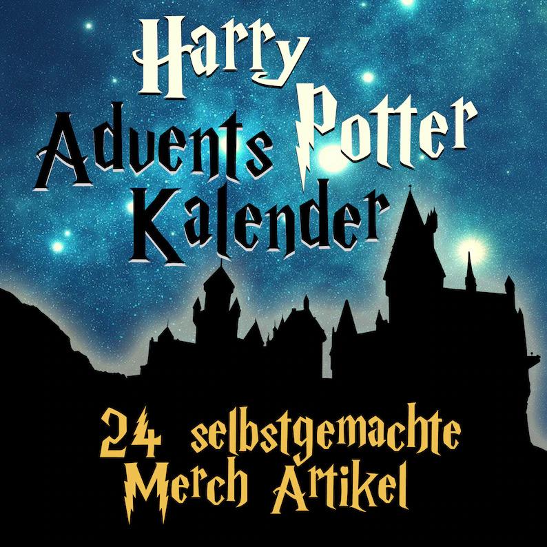Harry Potter inspirierter Adventskalender