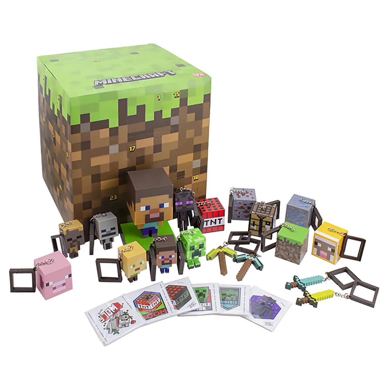 Minecraft Adventskalender-Würfel