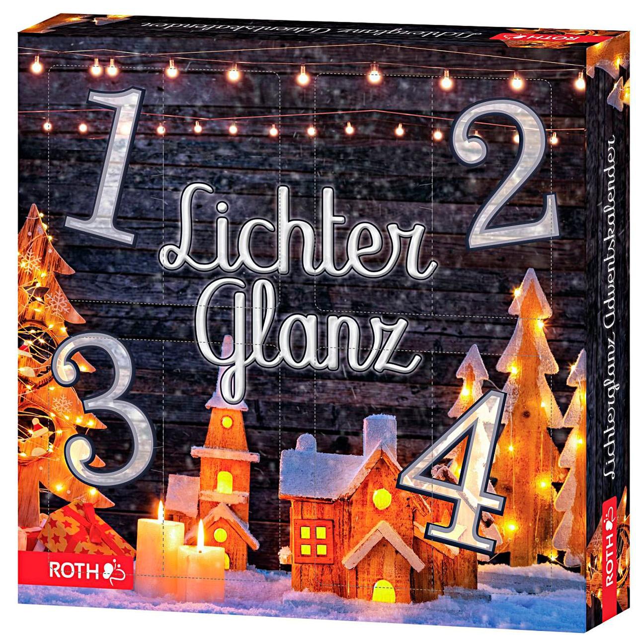 """Adventskalender PUR """"Lichterglanz"""" 2021"""