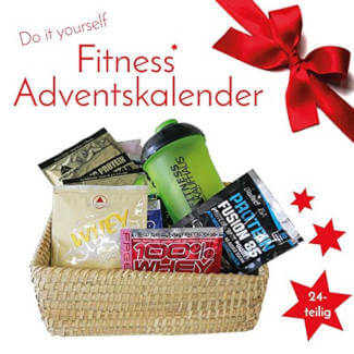 Fitness Kalender diy