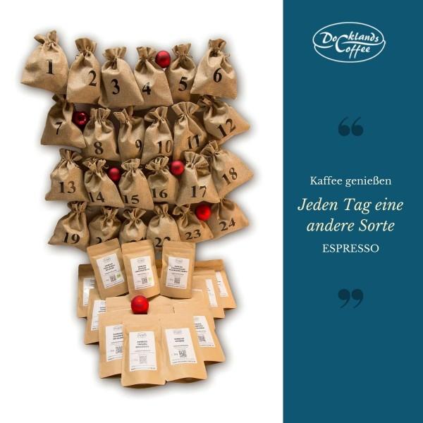 Espresso Adventskalender 2021