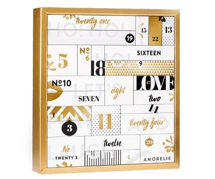 Amorelie Adventskalender 2017 - Variante Premium