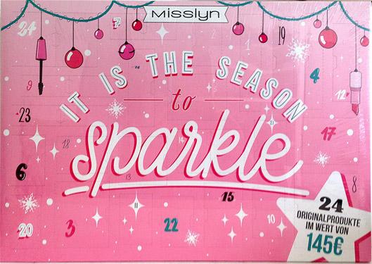 Misslyn Adventskalender 2019