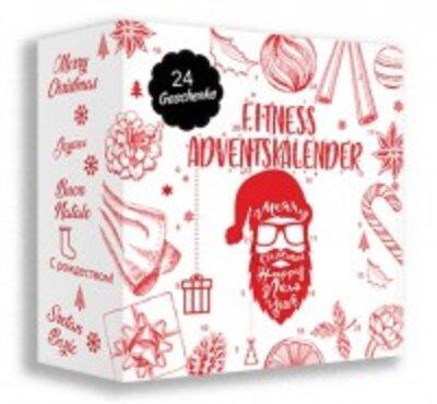 Sport Fitness Adventskalender für Männer & Frauen mit 24 Geschenken