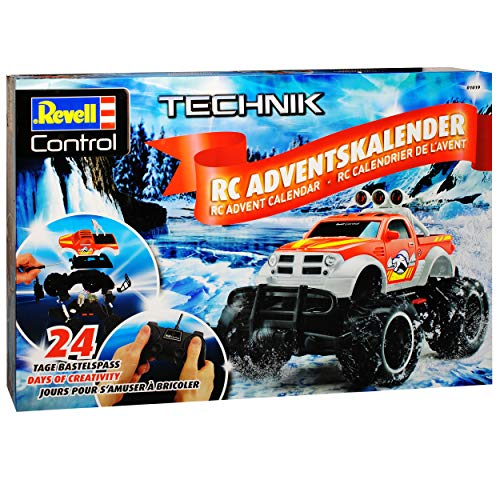 RC Technik Adventskalender Revell
