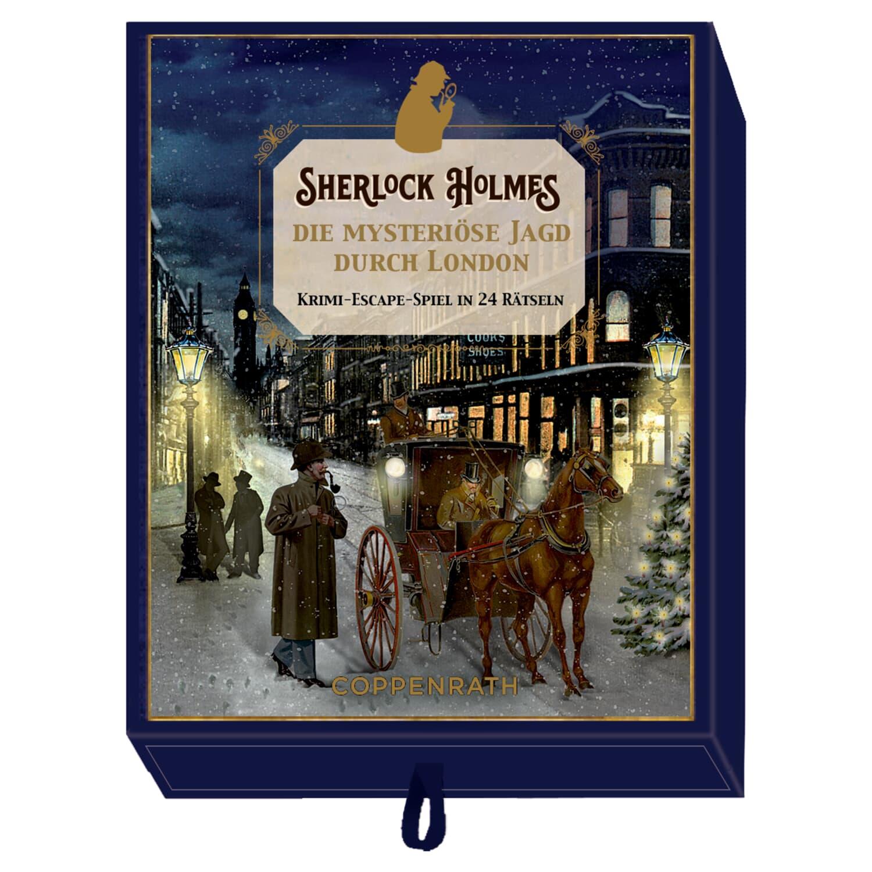 "Advents-Rätselspiel ""Sherlock Holmes"""