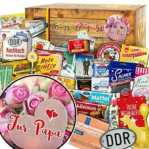 Für Papa / DDR Box / Advent Kalender