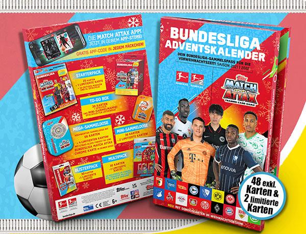 Topps Match Attax Bundesliga 2021/2022