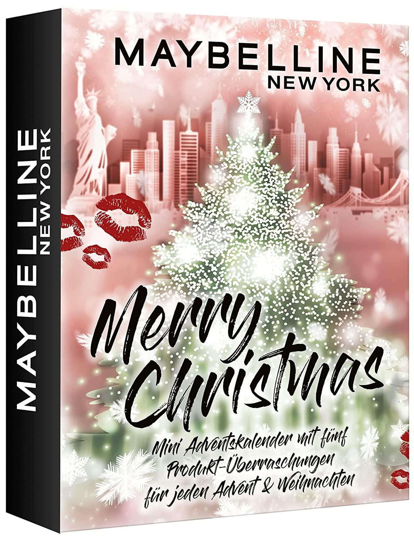 Maybelline New York Mini Adventskalender Brooklyn